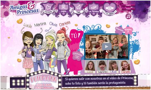 Amigas y princesas-1